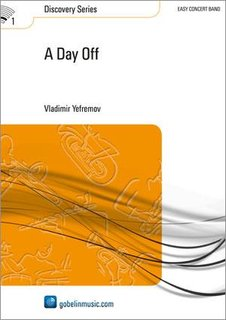 A Day Off - Set (Partitur + Stimmen)