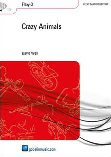 Crazy Animals - Partitur
