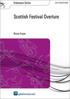 Scottish Festival Overture - Set (Partitur + Stimmen)