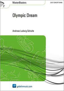 Olympic Dream - Partitur