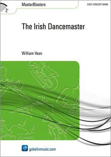 The Irish Dancemaster - Partitur