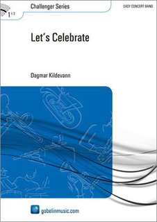 Lets Celebrate - Partitur