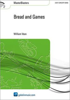 Bread and Games - Partitur
