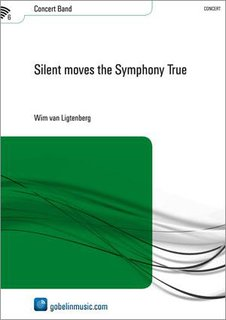 Silent moves the Symphony True - Partitur