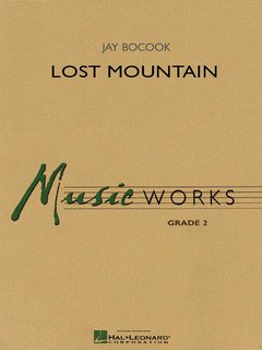 Lost Mountain - Partitur