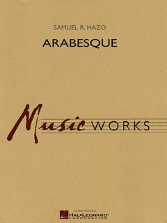 Arabesque - Partitur