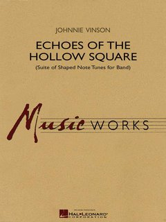 Echoes of the Hollow Square - Partitur