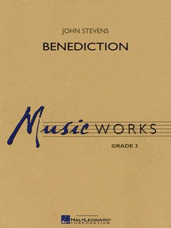 Benediction - Set (Partitur + Stimmen)