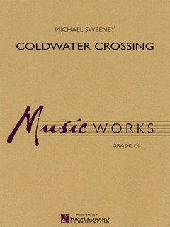 Coldwater Crossing - Partitur