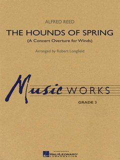 The Hounds of Spring - Partitur