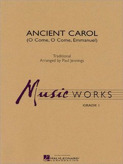 Ancient Carol - Partitur