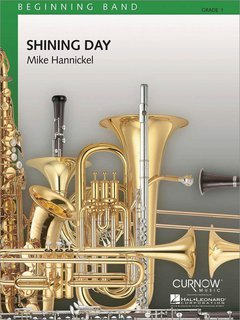 Shining Day - Partitur