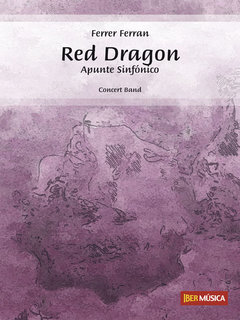 Red Dragon - Set (Partitur + Stimmen)