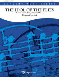 The Idol of the Flies - Set (Partitur + Stimmen)