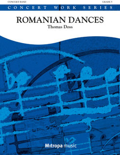 Romanian Dances (Complete Edition) - Partitur