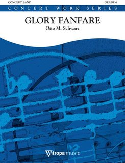 Glory Fanfare - Partitur
