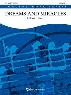 Dreams and Miracles - Set (Partitur + Stimmen)