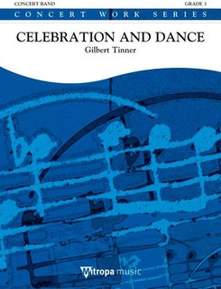 Celebration and Dance - Partitur