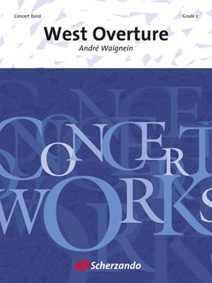 West Overture - Partitur