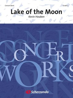 Lake of the Moon - Partitur