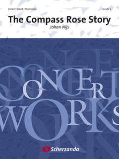 The Compass Rose Story - Set (Partitur + Stimmen)