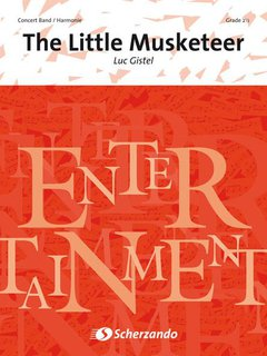 The Little Musketeer - Set (Partitur + Stimmen)