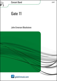 Gate 11 - Set (Partitur + Stimmen)