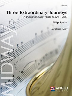 Three Extraordinary Journeys - A Tribute to Jules Verne (1828-1905)