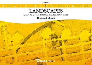Landscapes - Concerto Grosso for Brass Band and Percussion - Partitur