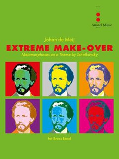 Extreme Make-Over - Metamorphoses on a Theme by Tchaikovsky - Partitur