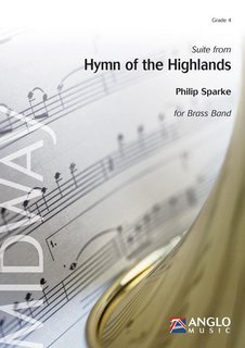 Suite from Hymn of the Highlands - 1. Ardross Castle 2. Alladale 3. Dundonnell - Partitur