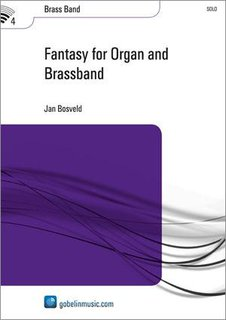 Fantasy for Brassband and Organ - Partitur