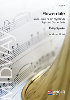 Flowerdale - from Hymn of the Highlands - Soprano Cornet Solo - Set (Partitur + Stimmen)