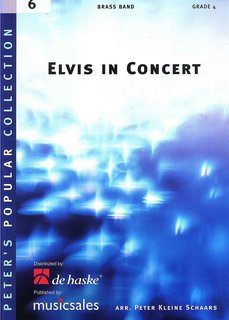 Elvis in Concert - Set (Partitur + Stimmen)