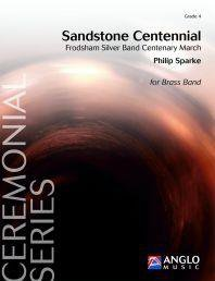 Sandstone Centennial - Frodsham Silver Band Centenary March - Partitur