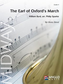 The Earl of Oxfords March - from The Battell - Set (Partitur + Stimmen)