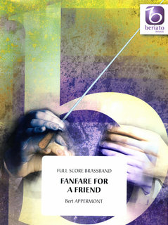 Fanfare for a Friend - Set (Partitur + Stimmen)