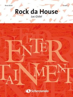 Rock da House - Partitur