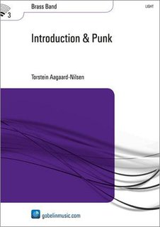 Introduction & Punk - Partitur