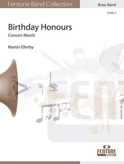 Birthday Honours - Partitur