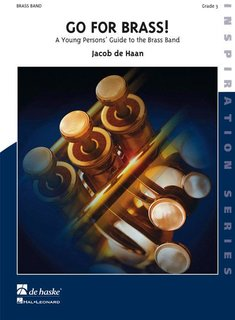Go for Brass! - A Young Persons Guide to the Brass Band - Set (Partitur + Stimmen)