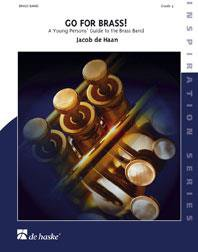 Go for Brass! - A Young Persons Guide to the Brass Band - Partitur