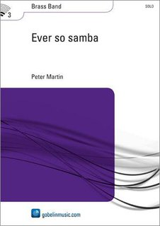 Ever so samba - Set (Partitur + Stimmen)