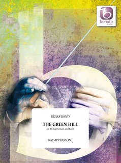 The Green Hill - for Euphonium and Brass Band - Partitur