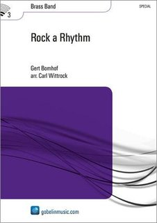 Rock a Rhythm - Partitur