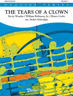 The Tears of a Clown - Partitur