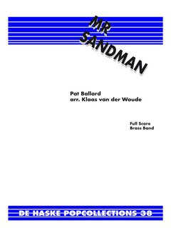 Mr. Sandman - Partitur
