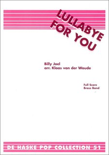 Lullabye for You - Goodnight, my angel - Set (Partitur + Stimmen)