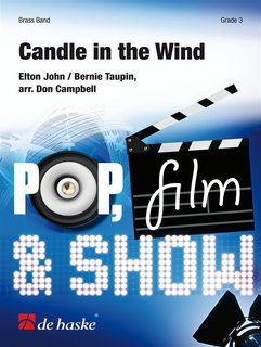 Candle in the Wind - Partitur