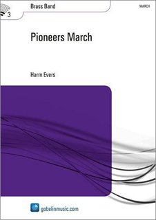 Pioneers March - Set (Partitur + Stimmen)